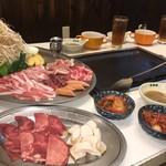 焼肉専科いで - 料理写真: