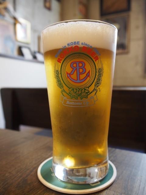 スターボード 旧店名 rokko beer diner 三宮 ビアガーデン