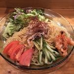 SEA GREEN CAFE - さっぱりサラダ冷麺