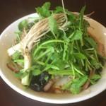 kitchen 比呂 - 季節限定セリラーメン