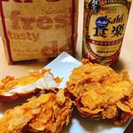 ケンタッキーフライドチキン - 料理写真:ザクザク骨なしケンタッキー スパイシーメキシカン味(期間限定品)