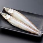 浜焼き しんちゃん - 駿河湾産 深海魚 めぎす   190円