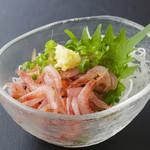 浜焼き しんちゃん - 生桜えび   580円
