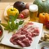 都野菜 賀茂 - 料理写真:しゃぶしゃぶコース