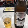 餃子の王将 - ドリンク写真:瓶ビール(大瓶)480円