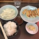 宇都宮みんみん - 料理写真:焼水ライス