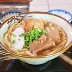 沖縄そば お休み処 森の家 - 料理写真: