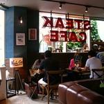 肉が旨いカフェ NICK STOCK 名古屋駅前店 -