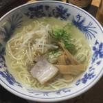 地鶏庵 - ユキちゃんラーメン