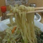 9349919 - タンメンの太麺