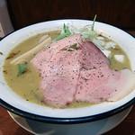 麺屋ほぃ - 料理写真:濃厚鶏白湯ラーメン