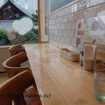 Cray pod soup curry Ohmiya Seiuemon - 店内カウンター席