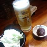 Terikushi - 生ビール