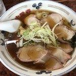 火風鼎 - チャーシューワンタン麺 1000円