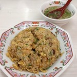 餃子の王将 - 料理写真:焼きめし(432円)
