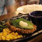 カフェレストラン マヤ - 和風ハンバーグ