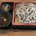 そば処大雪 - 料理写真:トップフォト 鶏牛蒡