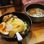 93497761 - 特製濃厚つけ麺(中)