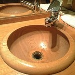 とんかつ 井泉 - トイレ