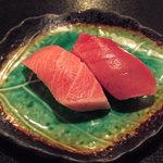 一八福寿司 - 料理写真:国産天然本マグロ