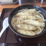 饂飩屋 - 料理写真:ごぼう天うどん=430円