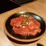 93500477 - 牛タン辛味噌