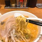 Kashou - 辛ねぎ味噌ラーメン950円