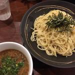 七菜矢 - 七彩矢つけ麺 大盛 ¥790