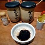 寿庵 - とんかつソース類