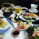 まるやま - おまかせコース料理5000円