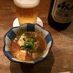 93505259 - つきだしの麻婆豆腐