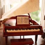 ルートヴィヒ・音楽の館 - オルゴールピアノ。自動演奏します。