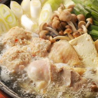 ご旅行中・出張中のお食事にも☆長州水炊きなど郷土料理多数!!