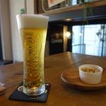 tachinomi! B-GATE - 生ビール(470円→235円)
