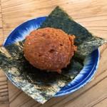 すみれ - 辛味噌玉