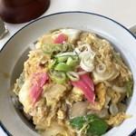 五十鈴食堂 - 料理写真:親子丼