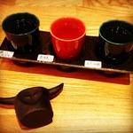 ◆日本酒3種 飲み比べセット