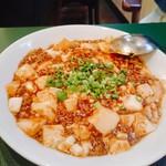 レストラン フィリー - 麻婆豆腐