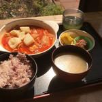 東大和市役所 食堂 - 【日替わりA定食】(500円税込)