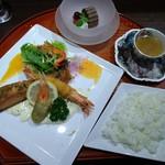庖味屋 - 本日のランチ 1080円