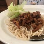 93519453 - まぜ麺(辛)。