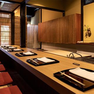 京町家をリノベーションした、美食を嗜む大人のための隠れ家