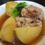 あいちゃん - 鶏肉とじゃがいも煮