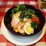 ロイヤル羽生洋食軒 - 佐野ラーメンサラダ