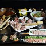 やぶ家 - 料理写真: