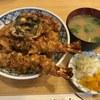天藤 - 料理写真:天丼