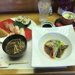 寿司とも - 料理写真:日替わり御膳1620円!