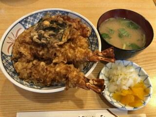 天藤 - 天丼