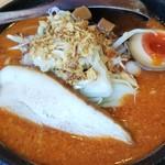 さくら - 旨辛みそ麺830円(太麺)