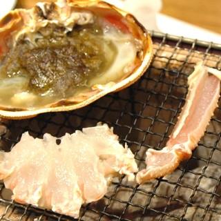 """時期ごとに美味しい""""北陸の魚""""◆11月解禁のカニ料理も絶品!"""